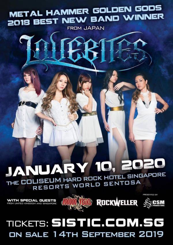 image for Voodoo Vegas Set To Rock Singapore This January