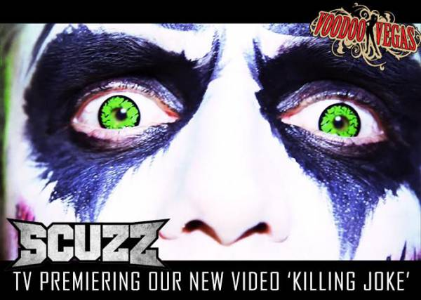 image for Scuzz TV add Killing Joke music video to playlist